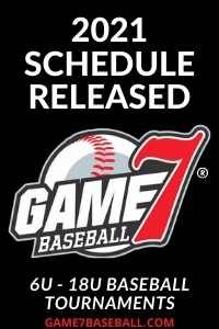 Game 7 Baseball Tournaments