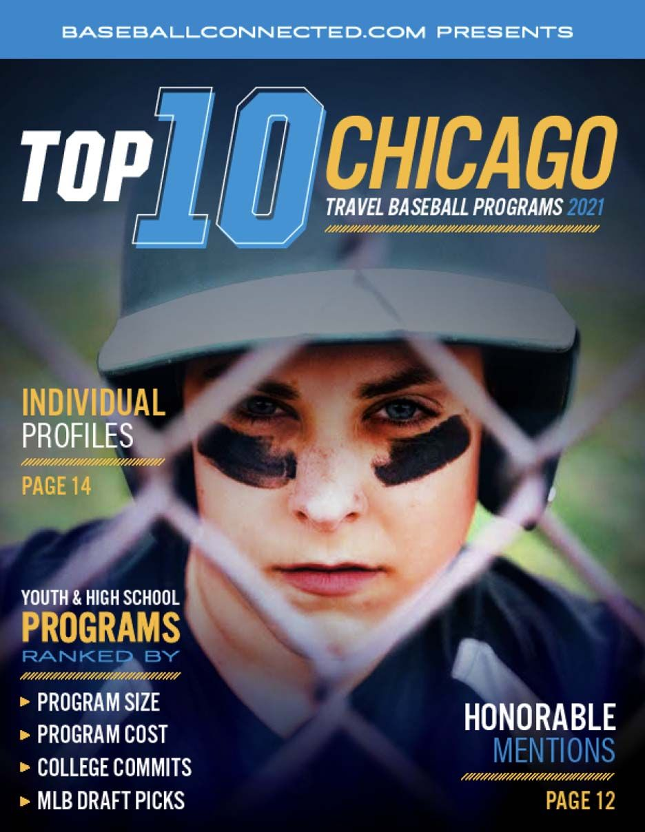 Top Ten Chicago Baseball Programs Magazine