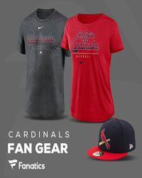 Shop The World's Largest Collection of Officially Licensed St. Louis Cardinals Gear.
