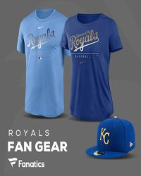 Shop The World's Largest Collection of Officially Licensed Kansas City Royals Gear.